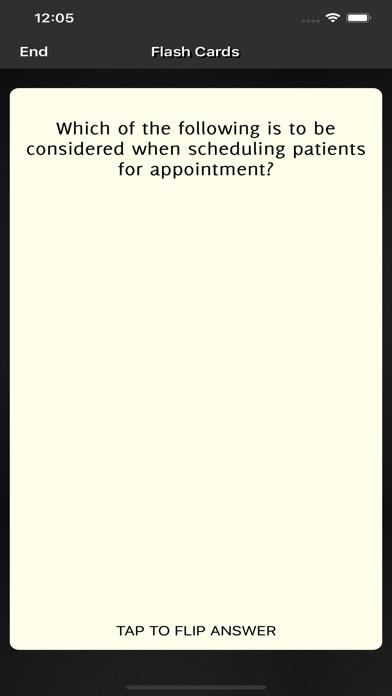Medical Assistant Exam Prep - screenshot 5