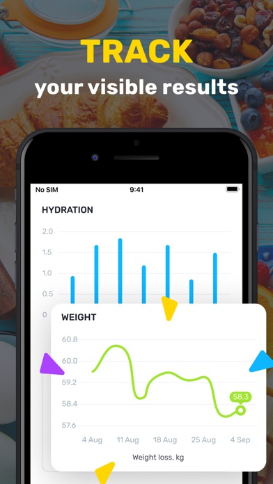 messages.download GoFasting: Weight Loss Tracker software