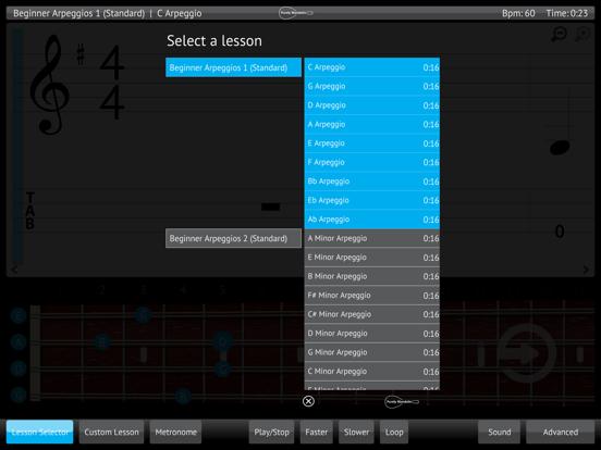 Mandolin Lessons & Learn Screenshots