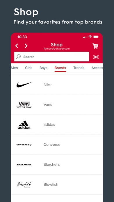 Famous Footwear - Shop Shoes wiki review and how to guide