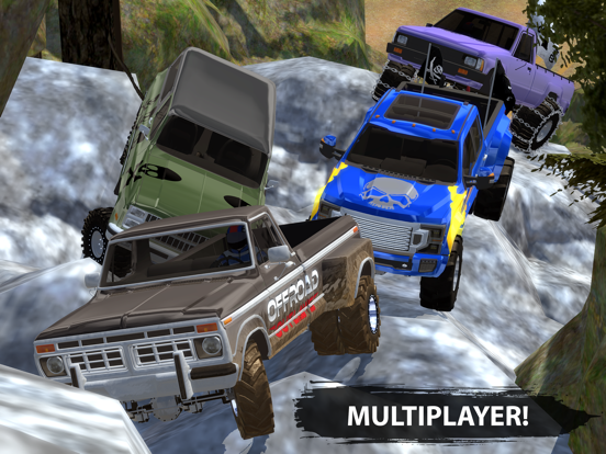iPad Image of Offroad Outlaws