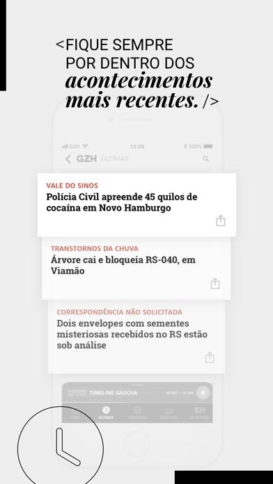 GZH: notícias RSのおすすめ画像5