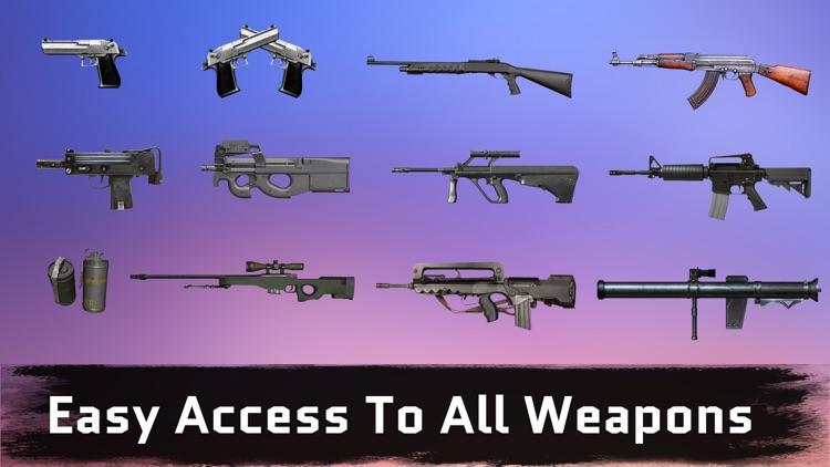 Gun Strike Ops: Shooting Games screenshot-4