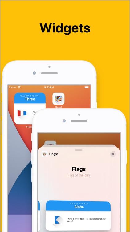 Flags! - Maritime signal flags screenshot-4