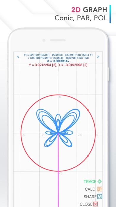 Calculator # - TaschenrechnerScreenshot von 4