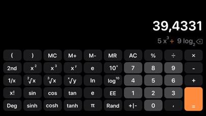 Taschenrechner AirScreenshot von 4