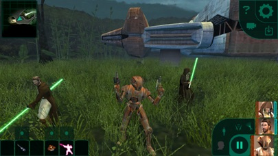 Star Wars™: KOTOR II screenshot 5