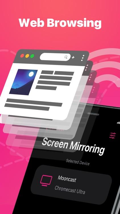 Replica: Screen Mirror Cast TV screenshot-4