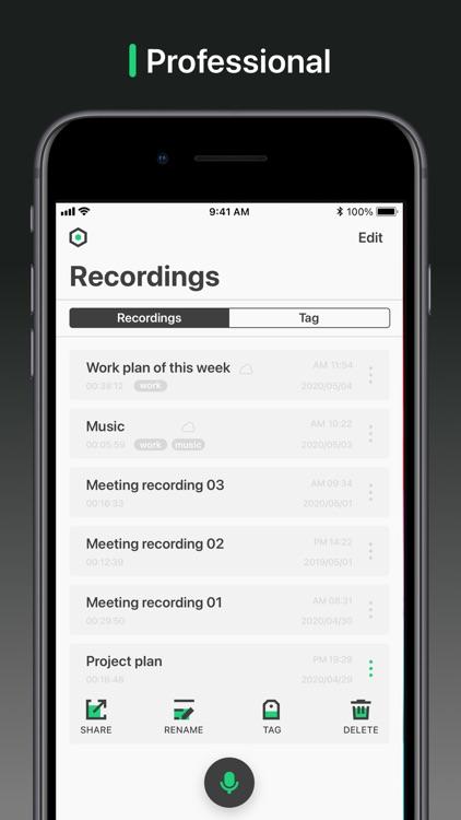 Voice Record - Memos,Recorder