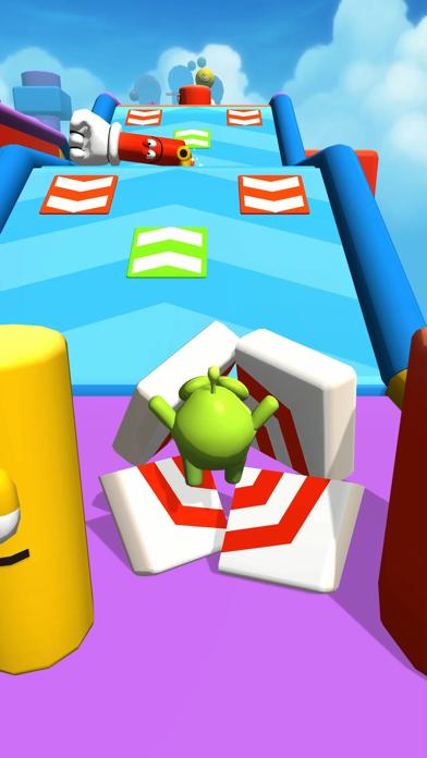 Om Nom Racing screenshot 1