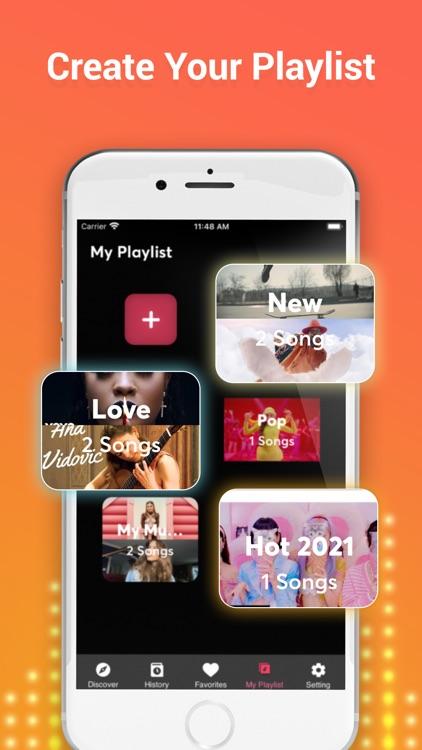 iMusic - Play Tube Video Music screenshot-3