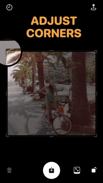 Photo Scanner • Scan Albums screenshot-3