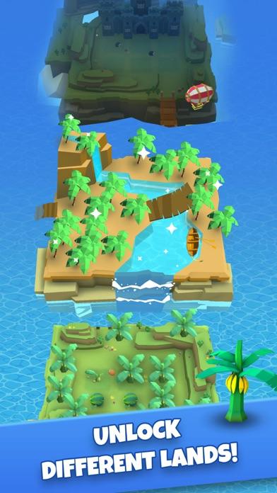 Idle Green Life screenshot 4