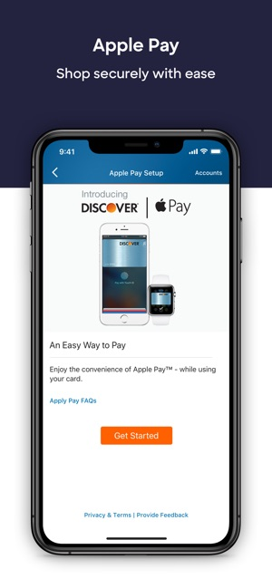 Discover Mobile im App Store