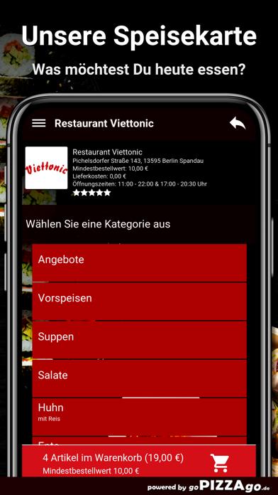 Viettonic Berlin Spandau screenshot 4