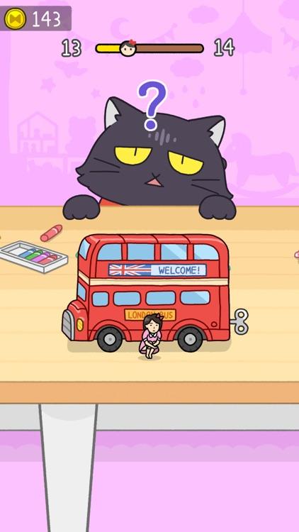 Hide and Seek: Cat Escape! screenshot-4