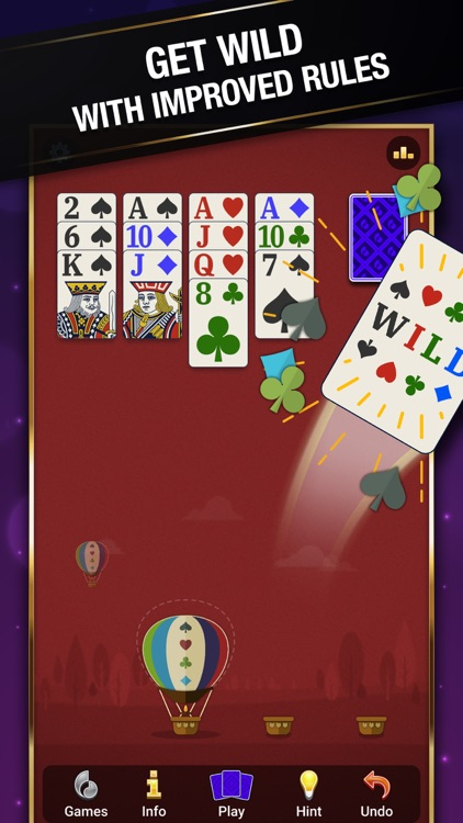 Aces Up Solitaire · screenshot-3