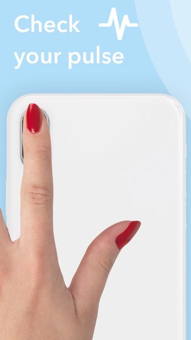 Pedometer & Heart Rate Monitorのおすすめ画像1