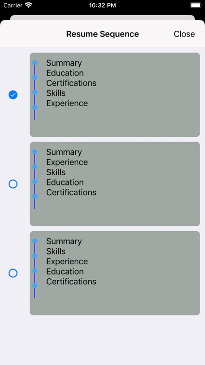 Lavo.ro - Resume Builder screenshot-5