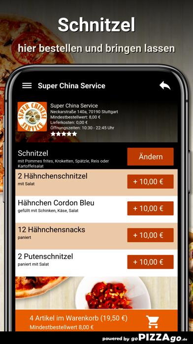 Super China Service Stuttgart screenshot 6