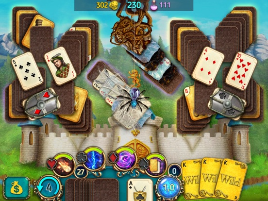 Solitaire: Fun Magic Card Game screenshot 17