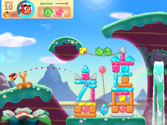 Angry Birds Journey screenshot 11