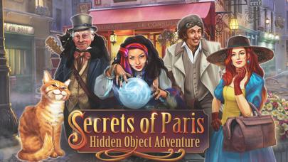 Secrets of Paris Hidden Object screenshot 8