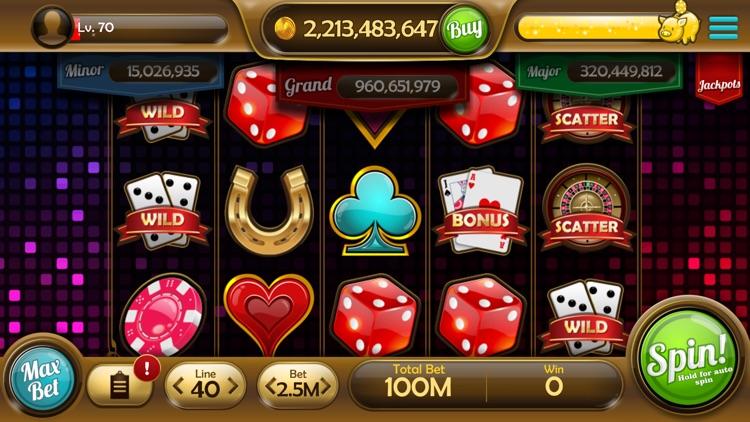 Rocket Slot - Casino Slot Game screenshot-3