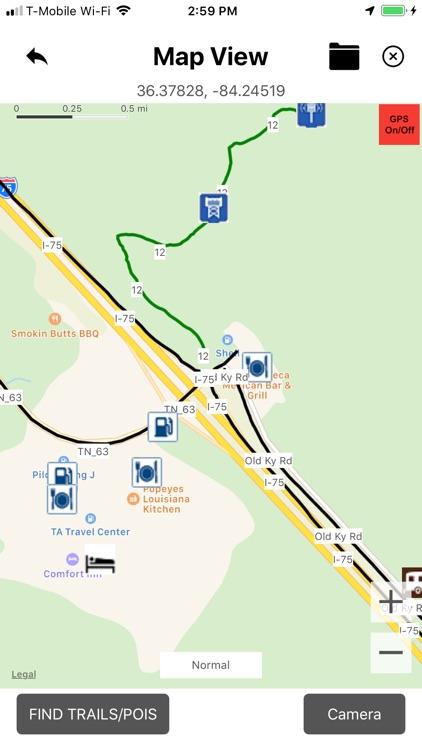 Sundquist ATV Trails screenshot-4