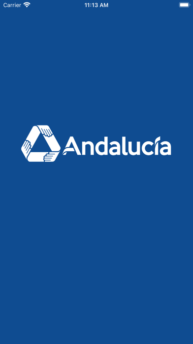 Andalucía Móvil Screenshot