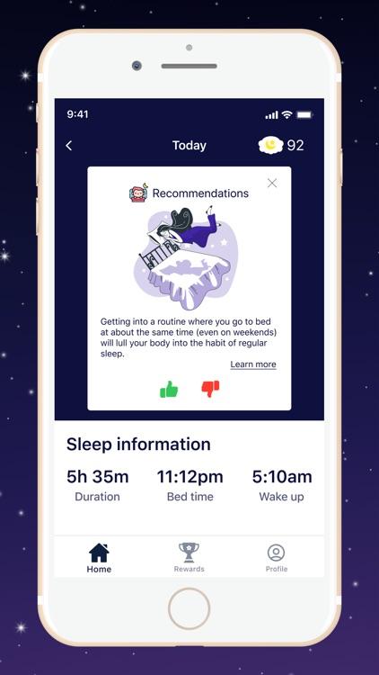 SleepTrack screenshot-4