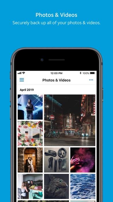 AT&T Personal Cloud screenshot 2