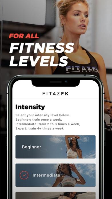 FitazFK Fitness & Nutritionのおすすめ画像4