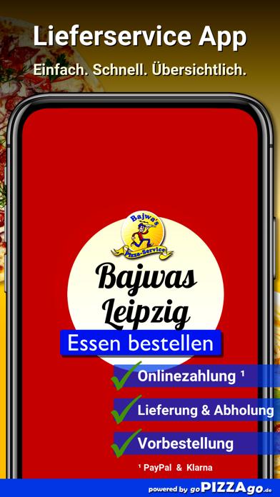 Bajwas Pizza Leipzig Leutzsch screenshot 1