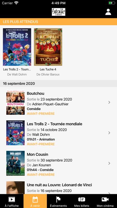 Béthune Etoile Cinémas screenshot 3