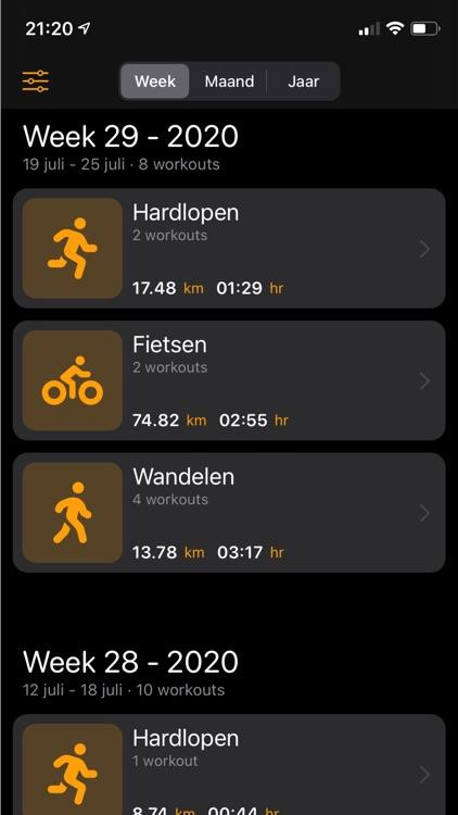 My Workout Stats screenshot-6