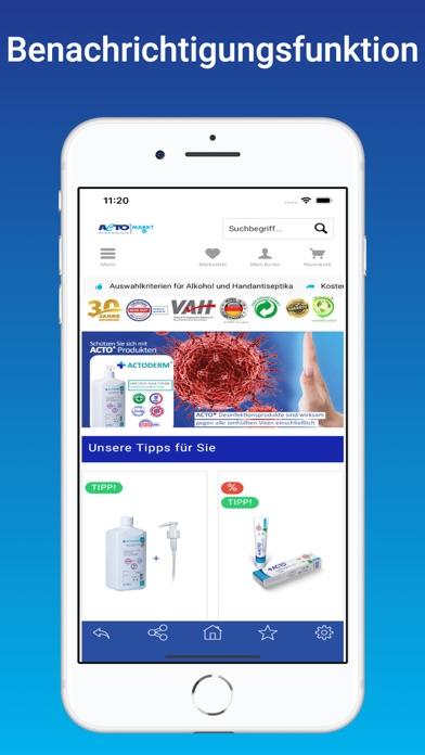 Acto Markt screenshot 4