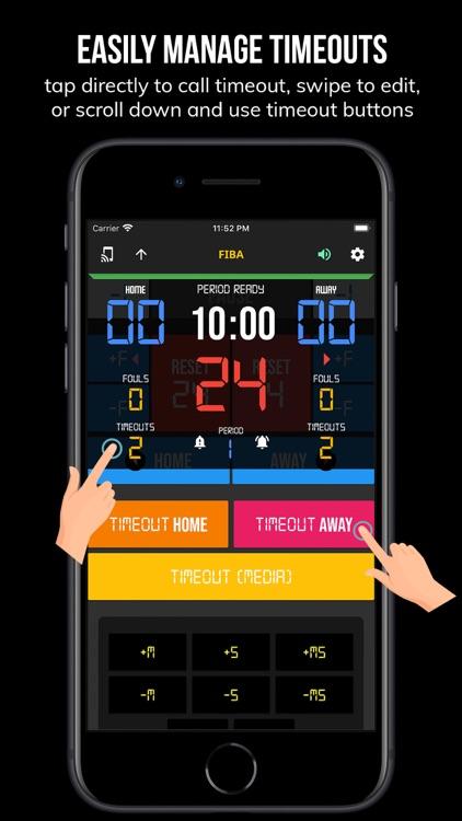 BT Controller - Basketball screenshot-4