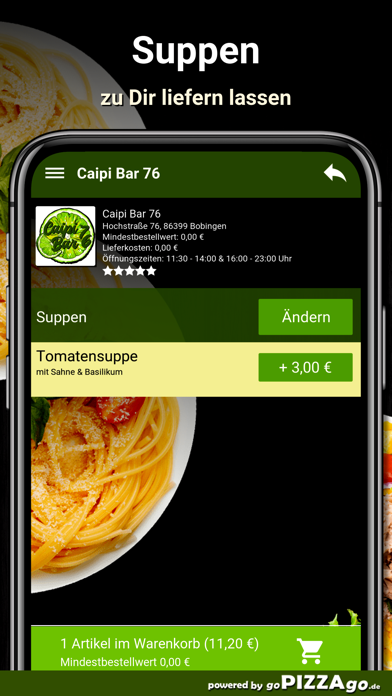 Caipi Bar 76 Bobingen screenshot 5