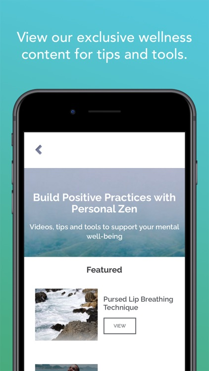 Personal Zen screenshot-3