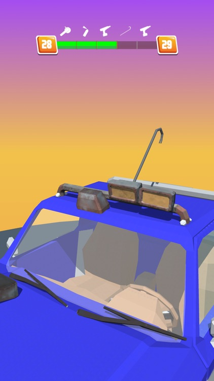 Car Restoration 3D screenshot-5