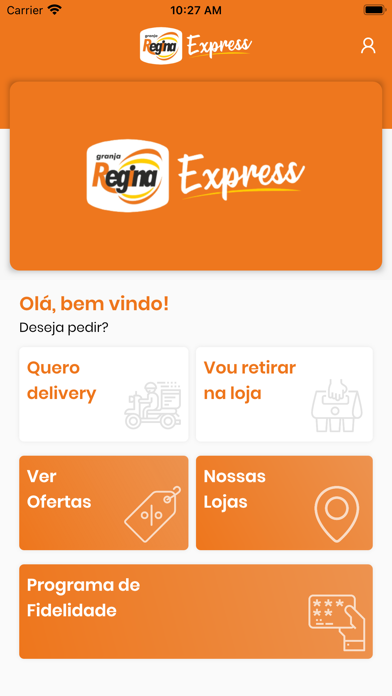 GR Express screenshot 1