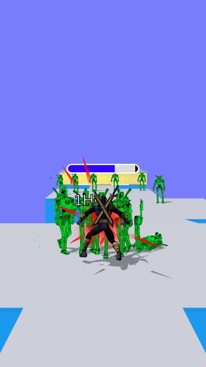 Ninja Slash 3D screenshot-4