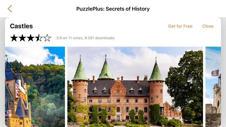 Jigsaw Puzzles History screenshot-3