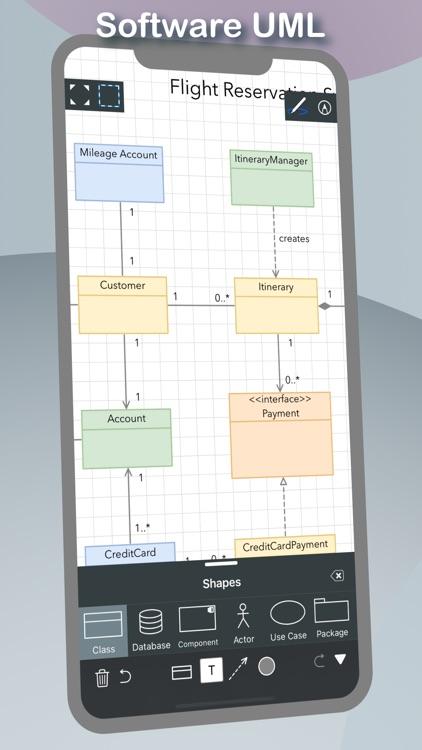 Diagrams Notepad 2 screenshot-3