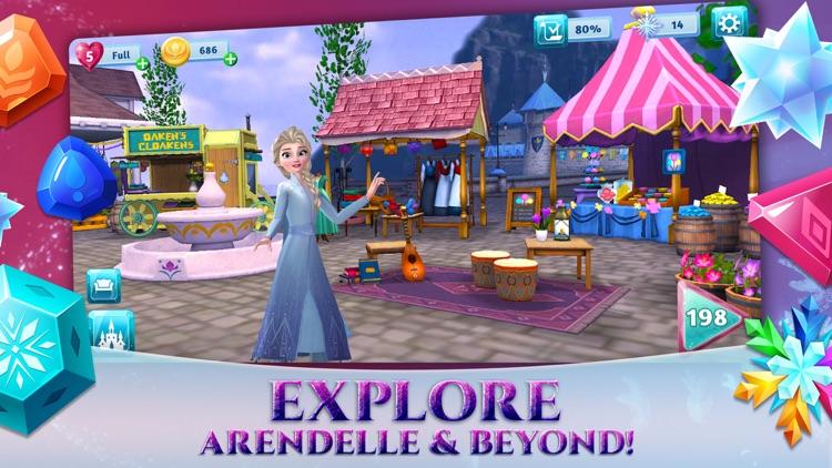 Disney Frozen Adventures screenshot-4