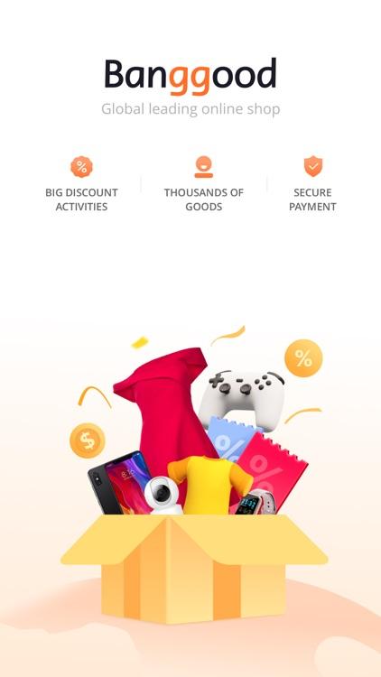 Banggood Global Online Shop screenshot-0