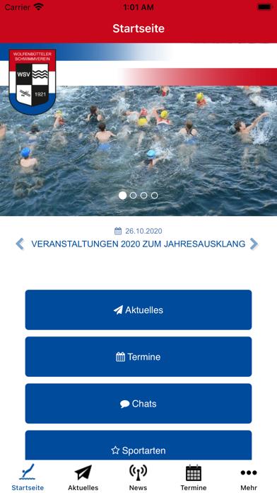 Wolfenbütteler SchwimmvereinScreenshot von 2