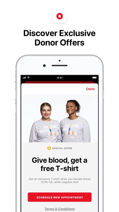 messages.download Blood Donor American Red Cross software