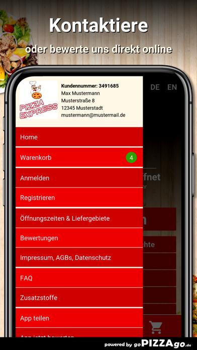 Pizza Express Emtinghausen screenshot 3
